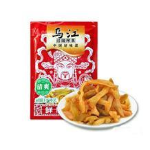 乌江清爽鲜脆菜丝80g