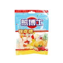 熊博士橡皮糖热带水果味60g