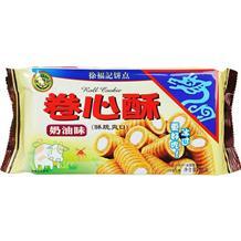 徐福记卷心酥奶油味105g