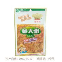 金大州香辣金针菇35g