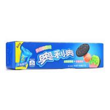 奥利奥缤纷双果味夹心饼干水晶葡萄味+水蜜桃味97g