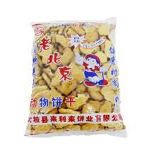 老北京动物饼干450g