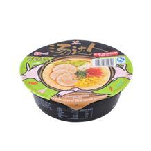 统一汤达人日式豚骨拉面碗装130g