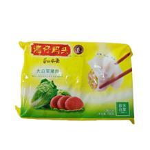 上海湾仔码头猪肉白菜水饺720g