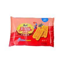 康师傅美味酥什锦饼干烧烤口味255g