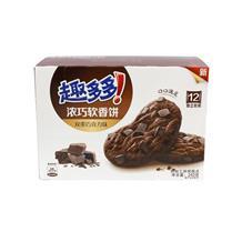 趣多多浓巧软香饼双重巧克力味240g