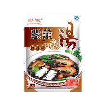 顺天恒丰鲜虾紫菜汤75g