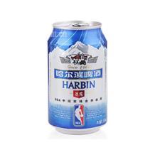 哈尔滨冰纯听啤330ml*6