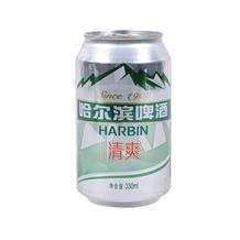 哈尔滨清爽听330ml*6