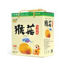 片片情猴菇木糖醇饼干720g
