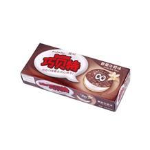 巧贝特夹心饼干香草牛奶味180g