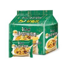 康师傅香菇炖鸡面101g五连包装
