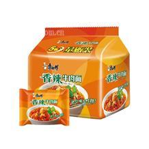 康师傅经典五包香辣牛肉100g