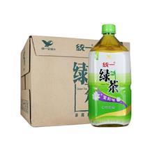 统一绿茶1L