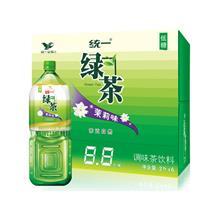 统一绿茶2L