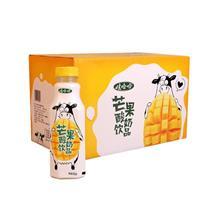 娃哈哈芒果酸奶饮品450ml*15瓶 整箱