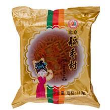 稻香村广式莲蓉双黄月饼120g