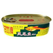 甘竹凤尾鱼184g