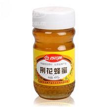 百花牌荊花蜂蜜450g
